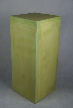 Plinth Mint H88cm x W37cm x W37cm