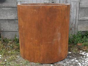 Bespoke GRC Cylinder 1m x 1m.