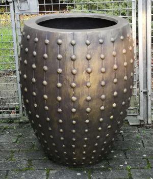 G.R.C Toucan Planter - Bronze