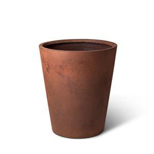 Tall Rust GRC Cone